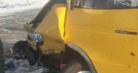 В ДТП с «Газелью» под Омском погиб водитель (фото)