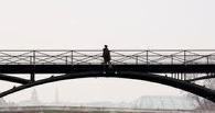 Омич пытался спрыгнуть с моста у Телецентра