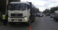 В Омске водитель, сбивший насмерть пешеходов на Гашека, не убедился в безопасности проезда (фото)