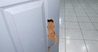 Пьяный омич в больнице сломал дверь, ожидая медсестру