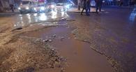 Более 70% омичей не заметили ремонта дорог в городе