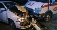 Полиция сообщила подробности аварии с участием пьяной автоледи и скорой помощи