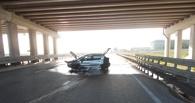 На трассе Тюмень – Омск тягач протаранил легковой автомобиль