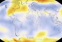 NASA показало, как менялась погода на Земле последние 64 года