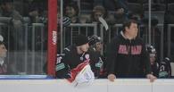 КХЛ дисквалифицировала Барулина за удар ногой защитника