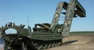 Омск показал на выставке вооружений в Арабских Эмиратах макет мостоукладчиков
