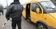 Гаишники поймали пьяного омского водителя маршрутки № 331