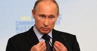 Умным тут не место: Путин пригрозил увольнением чиновникам-академикам