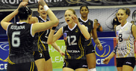 «Омичка» всухую побила Beziers Volley во Франции
