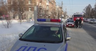 В Омске за пожарными машинами закрепили наряды ДПС