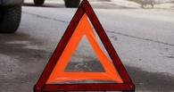 В Омске водитель «ВАЗа» погиб, врезавшись в столб