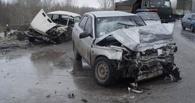 В ДТП на трассе «Челябинск-Новосибирск» погибли два человека