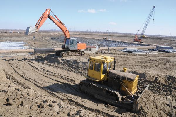 Омский «Мостовик» не смог получить деньги за строительство гидроузла
