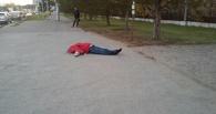 В Омске на Красном пути нашли мужчину с пробитой головой
