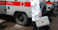 В Омске 15-летняя школьница получила при аварии скальпированную рану головы (ФОТО)