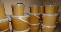 Омские пограничники задержали на границе две тонны мёда