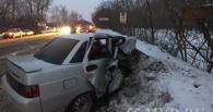 В Омске на Красноярском тракте в ДТП погибли оба водителя