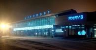 Самолёт из Иркутска срочно сел в Омске из-за болезни пассажира