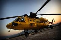 Российский вертолет Ми-8 упал в джунглях Конго