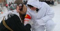 Студенты Омска сразились за Севастополь