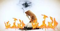 Под Омском 66-летняя пенсионерка уснула с сигаретой на полу и сгорела