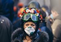«Это не революция, а бомжатник». Киевляне рассказали, что творится у них под окнами