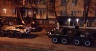 В центре Грозного идет бой: боевики застрелили пятерых полицейских и захватили Дом печати