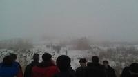 Самолет под Алма-Атой мог разбиться из-за сильного тумана