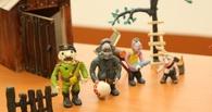Омские заключенные сняли пластилиновый мультфильм о космосе