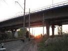 В Омске путепровод на 21-й Амурской