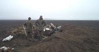 Под Донецком обнаружено захоронение мирных жителей
