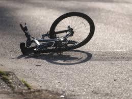 В Омской области КамАЗ задавил женщину на велосипеде