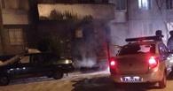 В Омске в многоэтажке взорвался мусоропровод