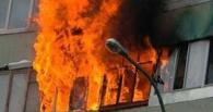 В пожаре на Шакурова погиб мужчина, спасены 12 омичей
