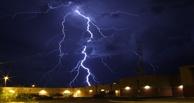 В Омской области удар молнии убил 12-летнего мальчика