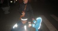 В Омске детсадовцев оденут в светоотражающие жилетки