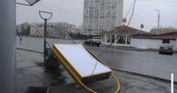 МЧС: На Омск снова надвигается сильный ветер