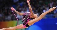 Омичка выиграла две золотые медали на чемпионате мира по художественной гимнастике
