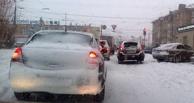 Снежная эпопея в Омске засветилась на федеральных каналах