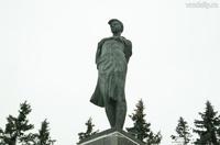 В Подмосковье открыли памятник советской партизанке работы Церетели