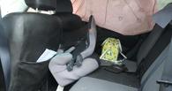 В Омске при столкновении иномарок пострадал ребенок