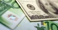 Курс евро упал на 74 копейки