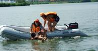 В Омске на Иртыше перевернулась яхта: два человека пропали без вести