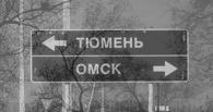 Под Омском на «трассе смерти» насмерть сбили неизвестного мужчину