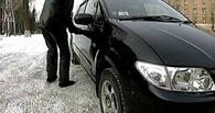 В Омске молодой парень угнал у друга автомобиль