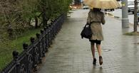 Воздух в Омске очистился благодаря дождям
