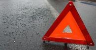 В Омске водитель маршрутки сбил пешехода