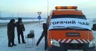 Омская Госавтоинспекция предупредила о закрытии трасс со стороны Казахстана