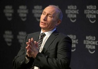 Путина вновь выдвинули на Нобелевскую премию мира. В этот раз — за Украину