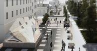 В Омске на улице Чокана Валиханова построят 4 парковки на 100 мест